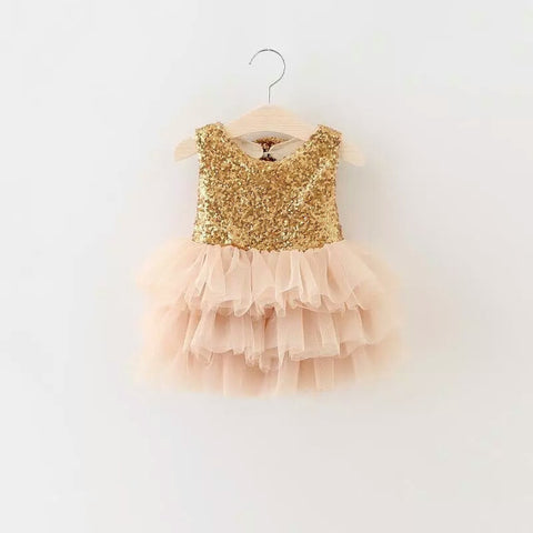 Isabella Tutu Dress - Little Livey - 1