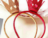Queen of Hearts Headband Crown - Little Livey - 3
