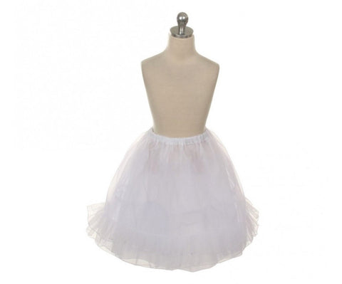 White half length petticoat perfect for fullness