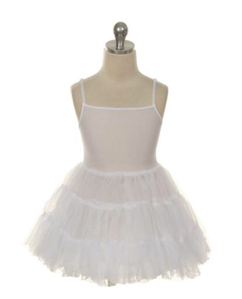 Full Petticoat -girls size 2-12