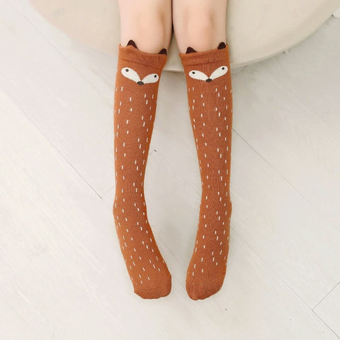 Fox Socks - Little Livey