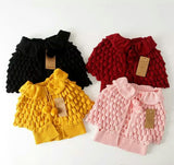 Pom Pom Sweater - Little Livey - 1