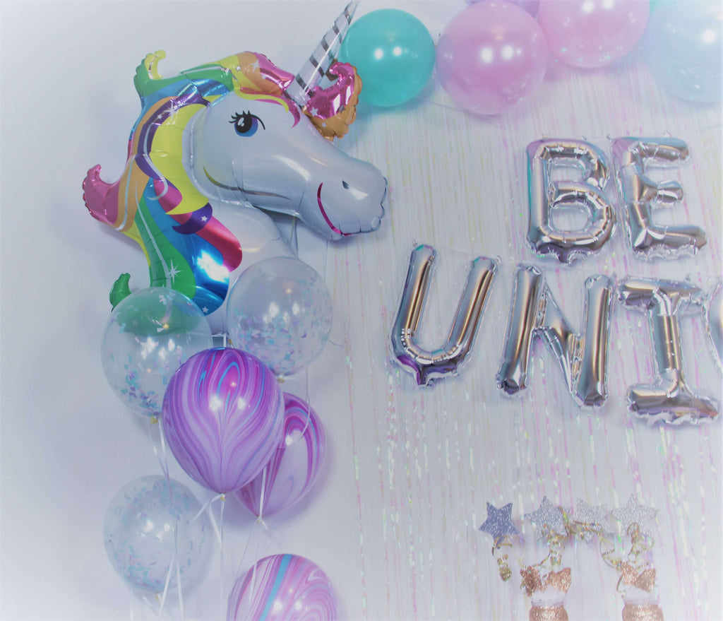 Unicorn Party Ideas and Accessories