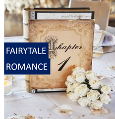 Fairy Tale Romance Party Decorations and Accessories