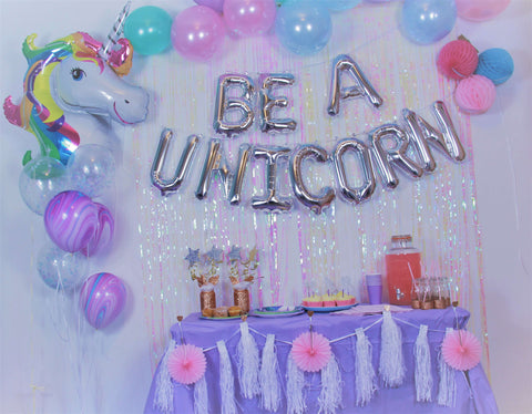 Unicorn Party Decorations and Accessories