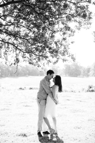 Knole Park Engagement shoot