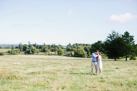 Knole Park Engagement Photos