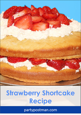 Strawberry Short Cake ideas
