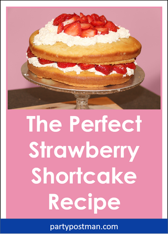 Strawberry Cake Ideas