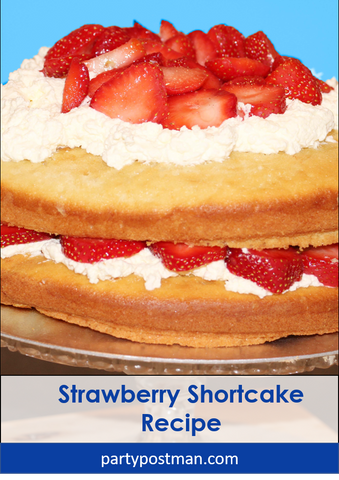The Perfect Strawberry ShortCake