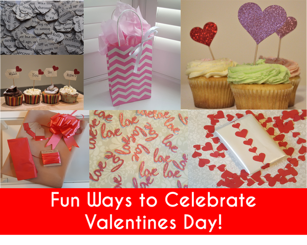 Fun ways to decorate for Valentines Day
