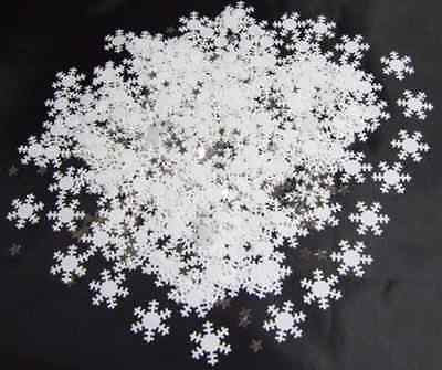 Snowflake Table Confetti - The Party Postman