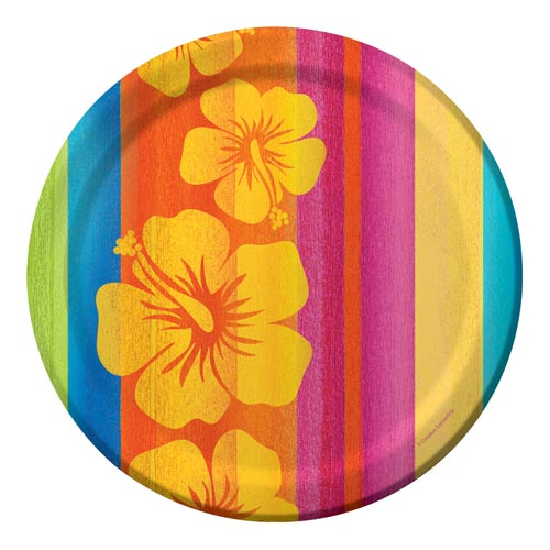 Hawaiian Tropical plates