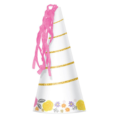 Unicorn Horn Paper Party Hats