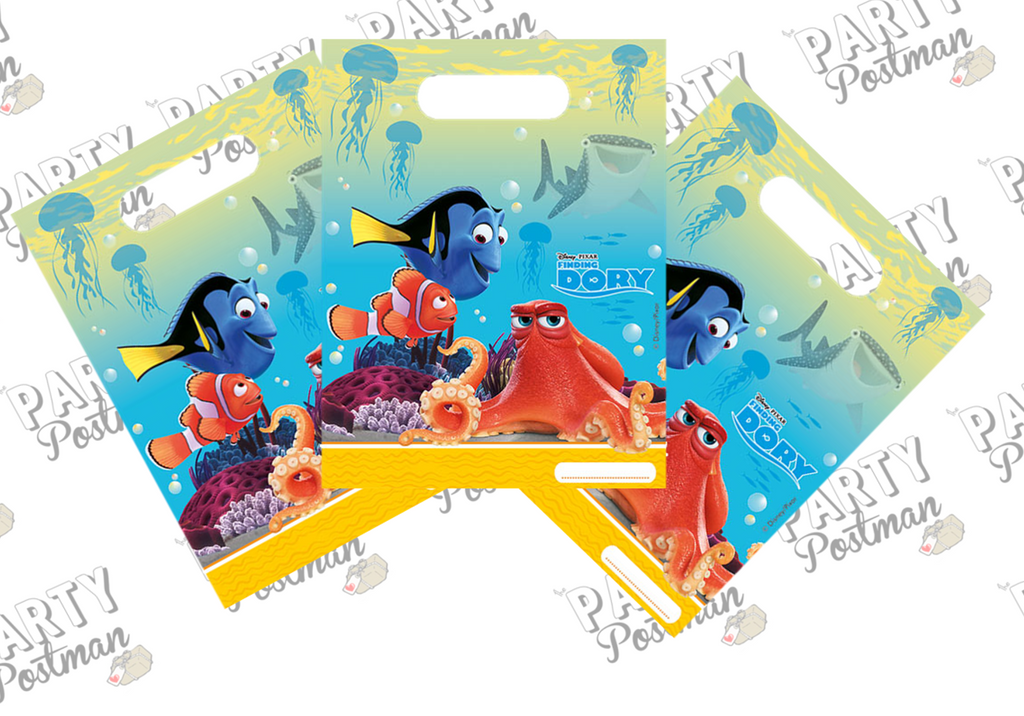 Finding Dory Party Party Bags - The Party Postman