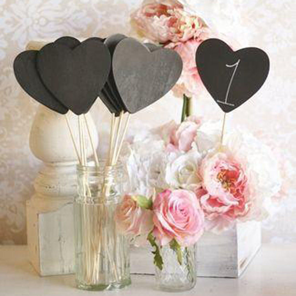 Large Chalkboard Heart