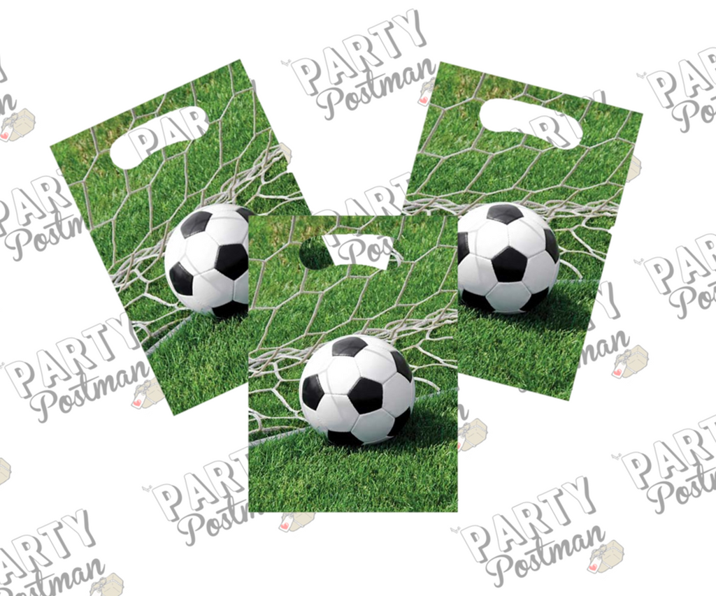 Football or Soccer Party / Loot Bags - The Party Postman