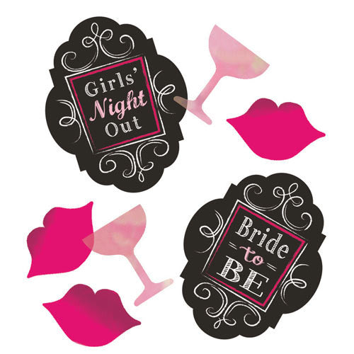 Hen Night Confetti - The Party Postman