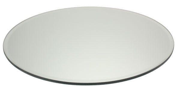 Round Mirror Plates - The Party Postman