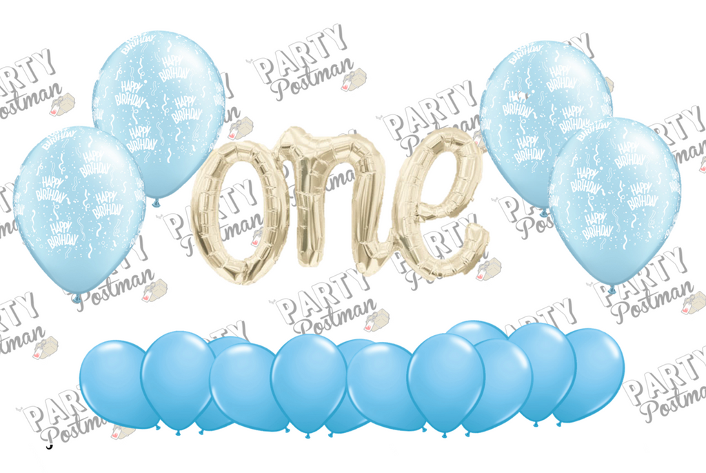 One Script Balloon Party Pack - The Party Postman