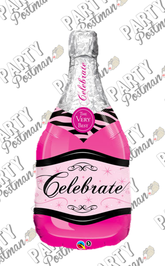 Champagne Hen Night Balloon - The Party Postman