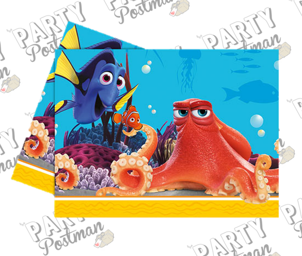 Finding Dory Party Plastic Table Cover - The Party Postman