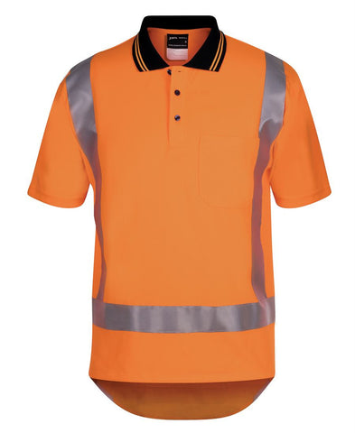 Hi Vis (D+N) S/S Non Cuff TTMC-W Traditional Polo FREE SHIPPING