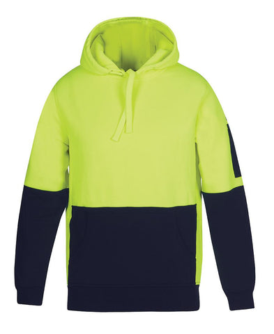 Hi Vis 330G Pull Over Hoodie FREE SHIPPING