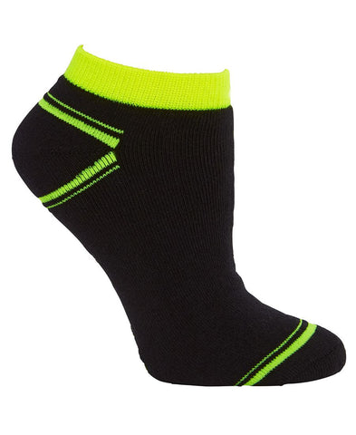 3 Pack hi vis ankle sock FREE SHIPPING