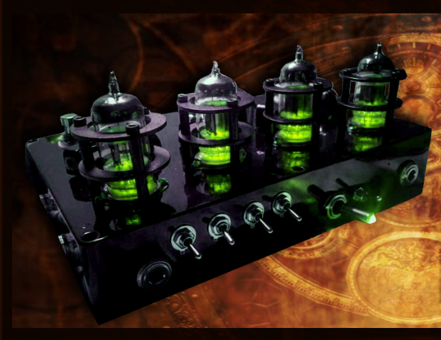 New Products Line:  Bock Effects Dual Valve Overdrives & Fuzzy Logic units