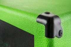 HESU Modern Custom M212 Speaker Cabinet. Bright Green Tolex (BG)