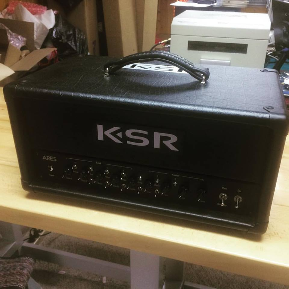 KSR: Ares 50 Watt Guitar Amplifier