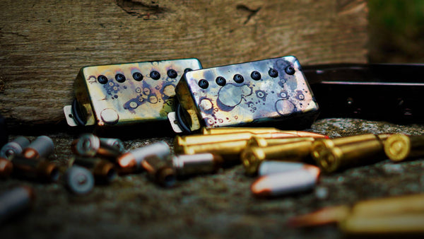 The Guitarmory. Nebula Cover guitar pickups.
