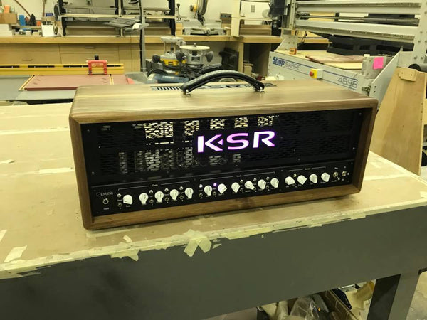 KSR Gemini Custom Hand Wired Amplifier