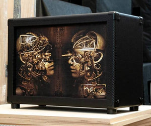 HESU: Custom (Cybernetix) W112 Guitar Speaker Cabinet 60 Watts.