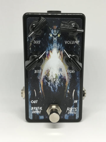 Airis Effects: Brutal Drive, Guitar Effects Pedal
