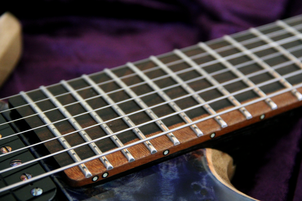 Blackat Guitars. HDA 7 String Multiscale Headless. #18