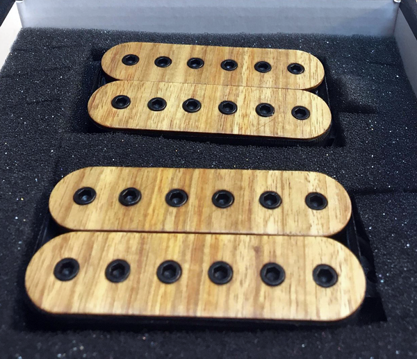 The Guitarmory. Canary Bobbin guitar pickups.