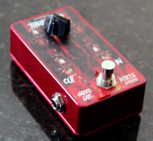 Airis Effects: Hades Gate, Guitar Effects Pedal