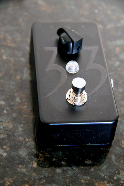 Fortin Amplification: 33. Fredrik Thordendal Signature Clean Boost Pedal