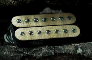 The Guitarmory. Maple Bobbin Guitar Humbucker pickup.