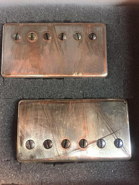 The Guitarmory. Soviet Relic Cover guitar pickups.