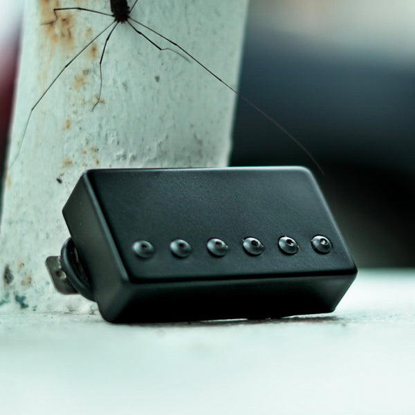 The Guitarmory. Stealth Cover guitar pickups.