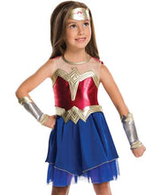 Load image into Gallery viewer, Wonder Woman Costume  PLUS Shield - Avengers Costume - Girls Costume