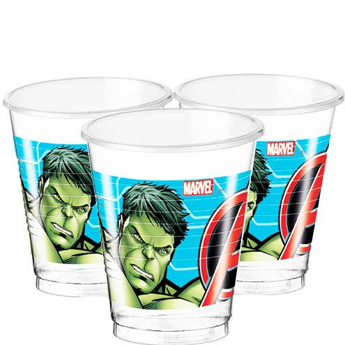 Cups - Avengers Party