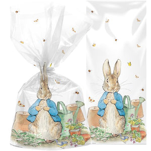 Peter Rabbit Cello Bags with Twist Ties - Peter Rabbit Party