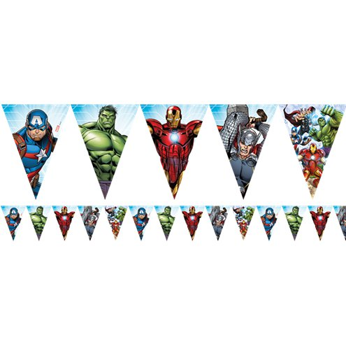 Banner - Avengers Party