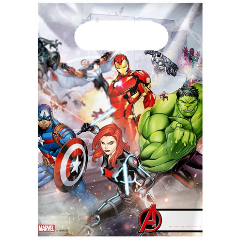 Party Bags - Avengers Party