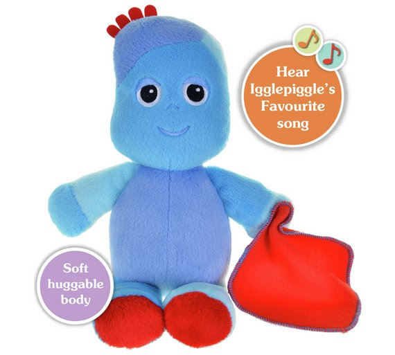 Large Talking Iggle Piggle - In the Night Garden Toys