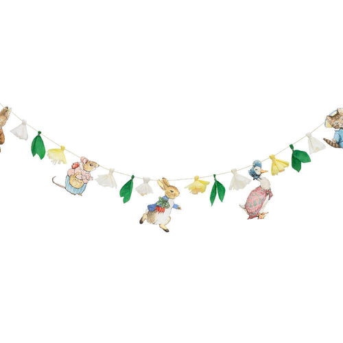 Garland - Peter Rabbit Party